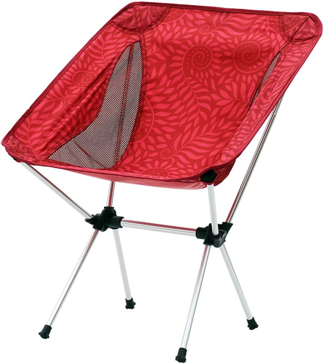 Compact Camping Chair, Portable Ultralight Folding Backpacking Chairs, Beach Chair Heavy Duty 300 lb