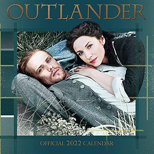 Outlander 2022 - Wandkalender: Original Danilo-Kalender [Mehrsprachig] [Kalender]: Original BrownTrout-Kalender (Wall-Kalender)