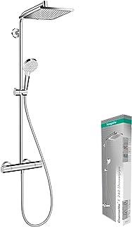 Hansgrohe 27271000 Crometta E 240 Sistema de ducha, 2 tipos
