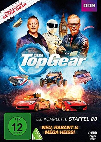 Top Gear - Staffel 23 (3 DVDs)