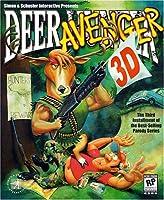 Deer Avenger 3D (Jewel Case) (輸入版)