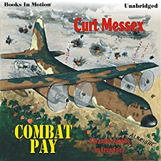 Combat Pay audiobook cover art