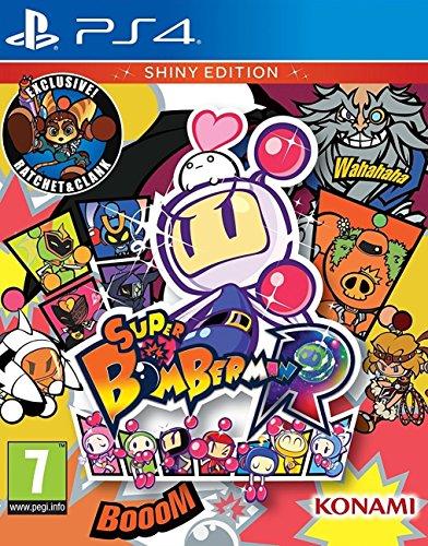 PS4 Super Bomberman R Shiny Edition