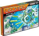 Geomag- Classic Panels Juego de Construcción Educativo, Multicolor, 192 Piezas (464)