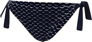 34a186bc76 bluelobster Maillot de Bain Femme séparable Culotte nouée sur Les côtés  Nautic
