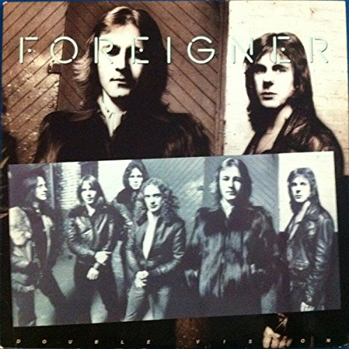 Foreigner – Double Vision Label: Atlantic – SD 19999 1978 - 12'...