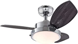 Westinghouse Lighting 7224100 Wengue Ceiling Fan with...