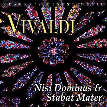 Reader's Digest Music: Vivaldi: Nisi Dominus & Stabat Mater