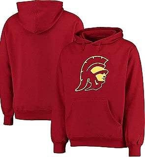 289c apparel USC Trojans Trojan Head Sweep Polyester Hoodie Sweatshirt