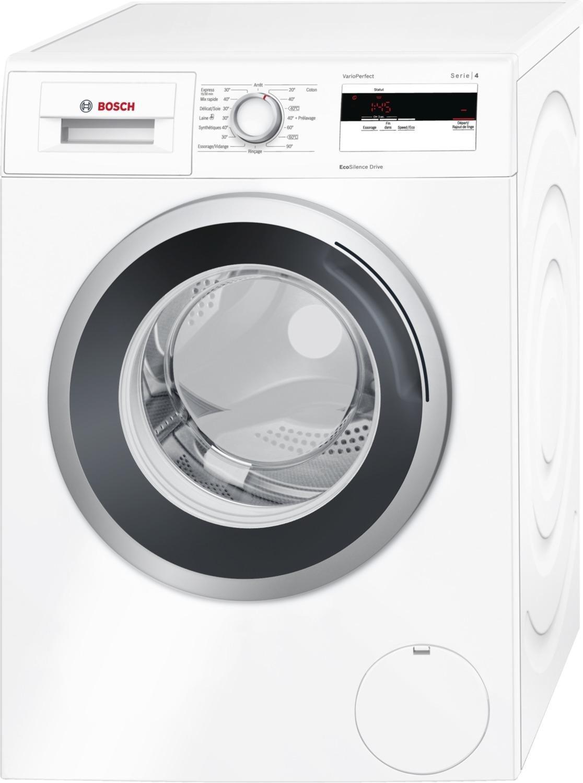 Bosch WAN28066FF – Lavadora de carga frontal: Amazon.es: Grandes ...