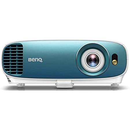 BenQ TK800M 4K UHD Home Theater Projector with HDR and HLG   3000 Lumens for Ambient Lighting   96% Rec. 709 for Accurate Colors   Keystone for Easy Setup   Stream Netflix and Prime Video