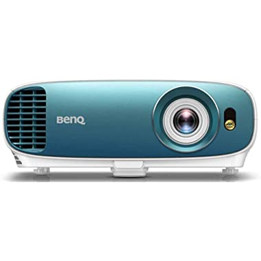 BenQ TK800M 4K UHD Home Theater Projector with HDR and HLG | 3000 Lumens for Ambient Lighting | 96% Rec. 709 for Accurate Colors | Keystone for Easy Setup | Stream Netflix and Prime Video