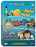 Marco + La abeja Maya + Wickie el vikingo [DVD]