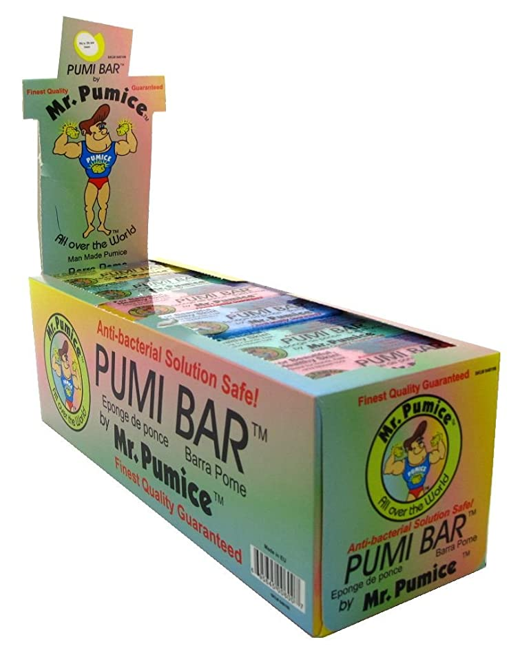 Mr. Pumice Pumi Bar Medium-Grit Callus Remover