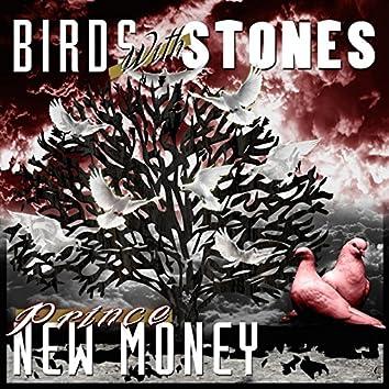 Birds With Stones