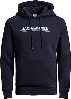 Blu Sweat Hood JACK /& JONES Herren Jprkev Pre Kapuzenpullover