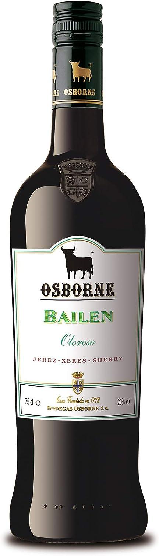 Osborne Vino Jerez Bailen - 3 botellas de 75 cl - Total: 225 cl