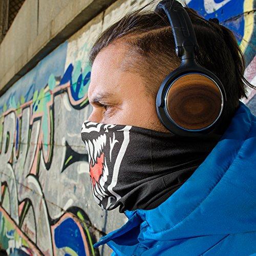 Venom Ghost Ninja Karneval Fasching gesichtsmaske gesichtsschal bandana sturmhaube funktionshaube gesichtshaube stirnhaube kopfbedeckung halsbedeckung stirntuch stirnband bekleidung hut mütze cap - 3