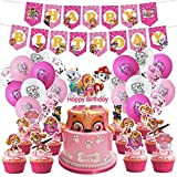 Paw Patrol Party Supplies and Birthday Decorations Skye...