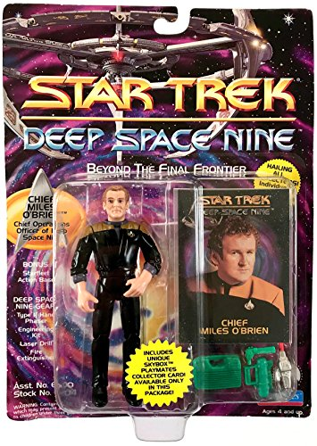 STAR TREK Deep Space 9 - Chief Miles O'Brien