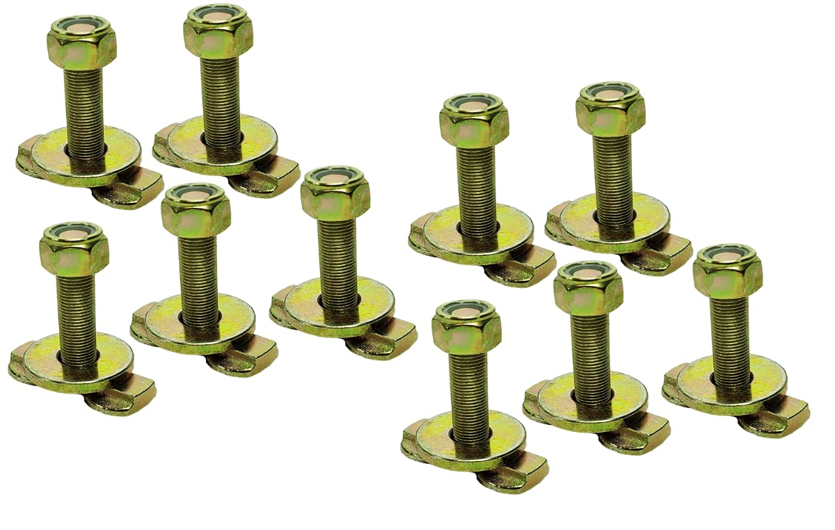 2 Superlatite INCH Double Lug Threaded for Fittings L-Track Stud LG Animer and price revision