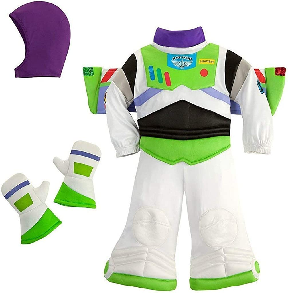 Disney Deluxe Buzz Lightyear Toy Story for Tod Costume Boys New item Baby overseas