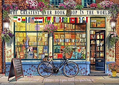 1000 houten puzzels voor kinderen,speelgoed kind jongen meisje kunst decoratie landschap poster de grootste boekhandel