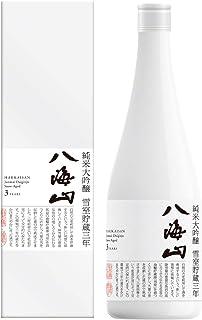 純米大吟醸 八海山 雪室貯蔵三年 720ml [ 日本酒 新潟県 ]