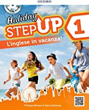 Step up on holiday. Student book. Per la Scuola media. Con espansione online. : Step up on holiday. Student book. Per la S...