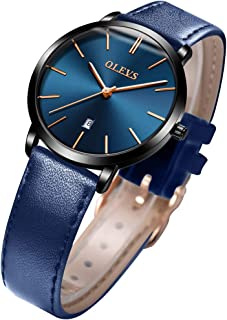 Women's Watches for Ladies Female Wrist Watch Leather...