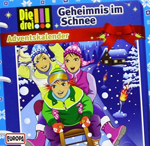 Drei !!! Adventskalender 2015 - Geheimnis im Schnee (Ausrufezeichen)