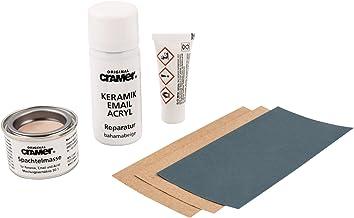 Sanitop-Wingenroth reparatieset voor keramiek, email en acryl beige