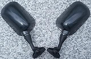 i5 NEW CARBON MIRRORS for Honda CBR 900 929 954 RR CBR900 CBR929 CBR954 900RR 929RR 954RR CBR900RR CBR929RR CBR954RR