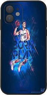 iPhone iPhone 12 Mini case, Basketball NBA Theme Kobe James,Flexible TPU Protective Cover,Ultrathin Anti-Fall Soft Shell B...