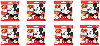 Party Favor/Party Treat Jelly Belly, Mickey Mouse Mickey Mouse Jelly Beans, 2.8 Oz ( Bundle of 8 )