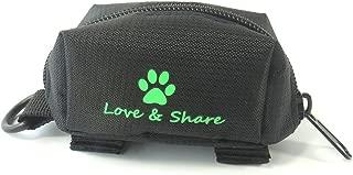 Bolsas de Almacenamiento port/átil al Aire Libre para Llevar en el Garaje Suministros de Dibujos Animados Dispensador de Bolsas de Basura para Mascotas Cachorros Fogun Perros