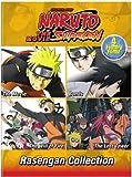 Naruto Shippuden The Movie Rasengan Collection (4pk/DVD)