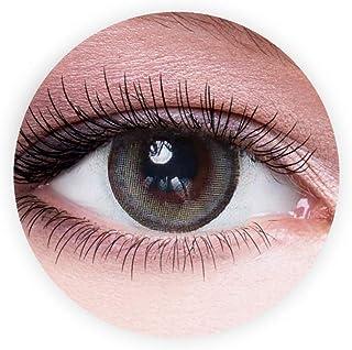 Dahab Soul Contact Lenses, Original Unisex Dahab Cosmetic Contact Lenses, 9 Months Disposable- Eye Enlargement Collection,...