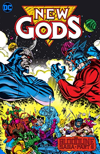 New Gods Book One: Bloodlines