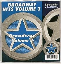 LEGENDS Karaoke CDG BROADWAY SHOWSONGS Vol.3 Show Tunes cd