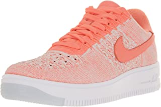 nike air force 1 flyknit pink