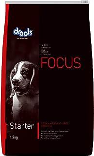 Drools Focus Starter Super Dog Food, 1.2kg