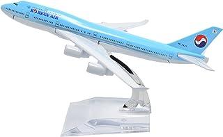 TANG DYNASTY 1/400 16cm 大韓航空 Korean Air ボーイング B747 高品質合金飛行機プレーン模型 おもちゃ
