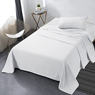 """Secura Everyday Luxury Twin Bed Sheet Set 3 Piece - Soft Microfiber 1800 Thread Count 16"""" Deep Pocket Sheet Sets - Hypoall..."""