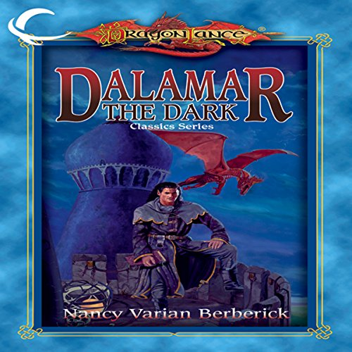 Dalamar the Dark cover art