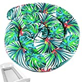 Bettschlange XXL 300cm Bettumrandung Nestchen Schlange Handmade aus Zertifizierte Materialien 100% Baumwolle ekmTRADE (300 cm, 32)
