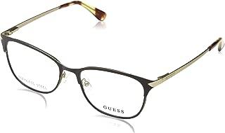 Guess Women's Optical Frame, 52mm, Brown