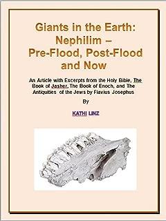 Best pre flood giants Reviews