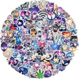 Lot Galaxie Autocollant [100-PCS] Graffiti Stickers Vinyle Enfants Autocollants pour Voiture Tuning Moto Ps4 Livre Vélo Iphone...