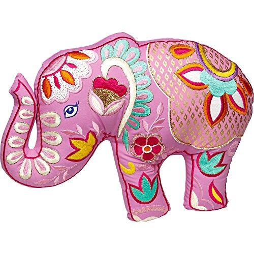 Coussin Décoratif Chambre Enfants en forme d'éléphant Oriental Princesse Lillifee Oriental